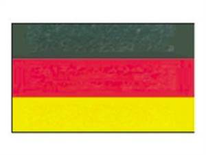 Bandiera Germania 50x75